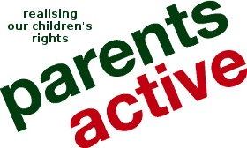 parents active logo