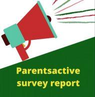 Parentsactive survey