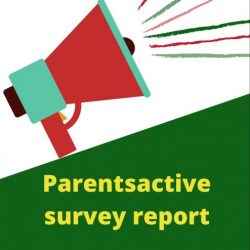 Parentsactive survey